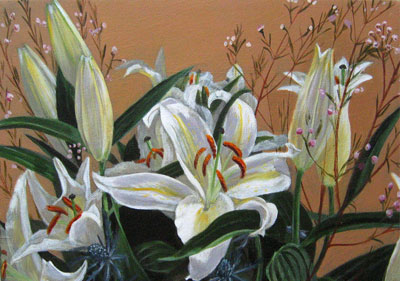 Sue Haseltine Floral Art