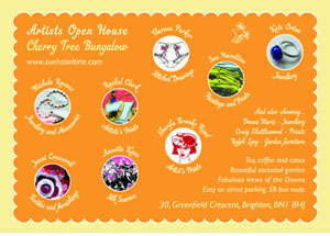 Cherry Tree Bungalow Flyer